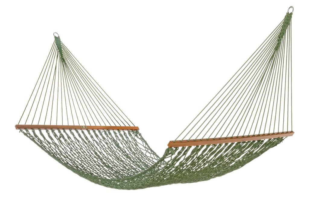 The simplest hammock design