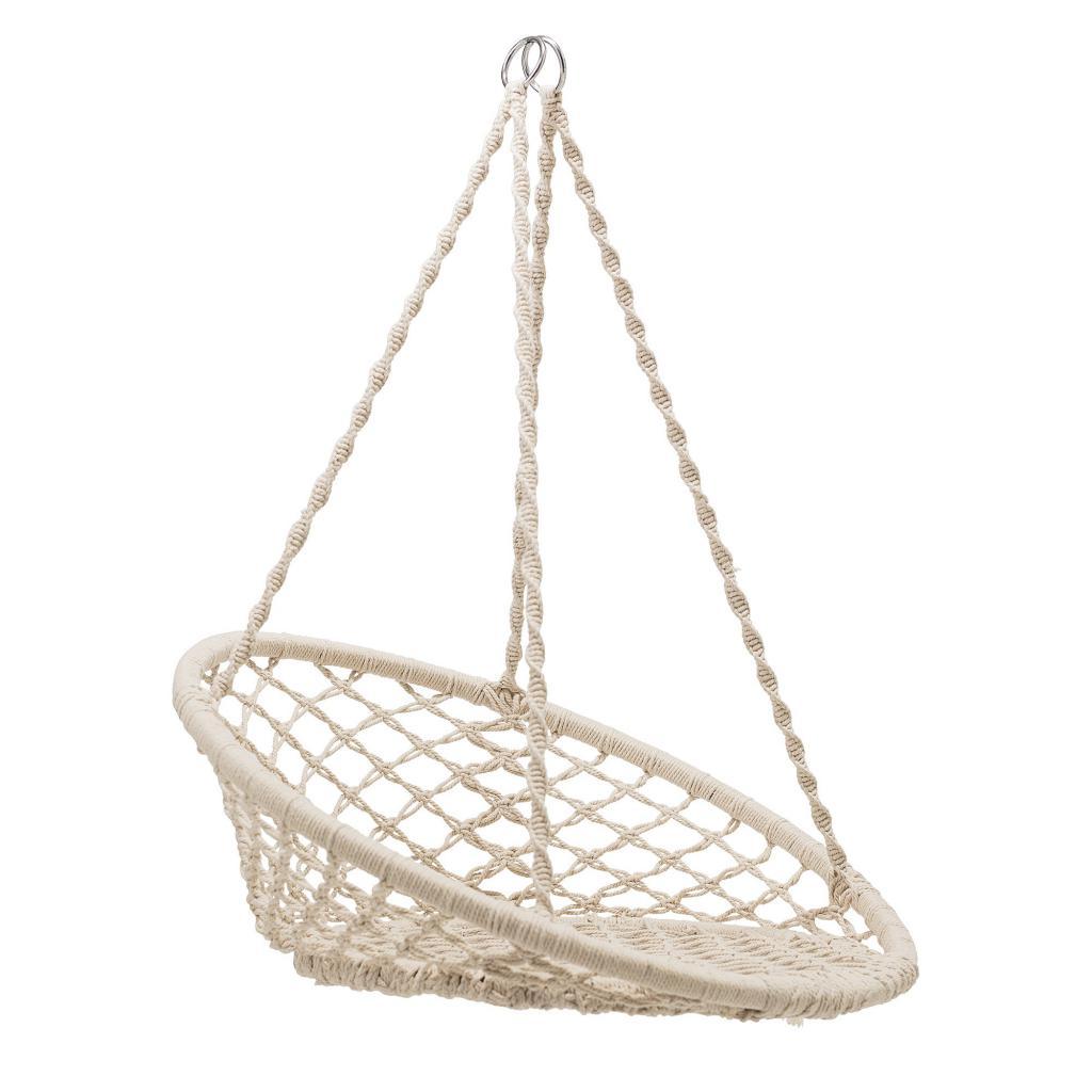 Metal hoop hammock