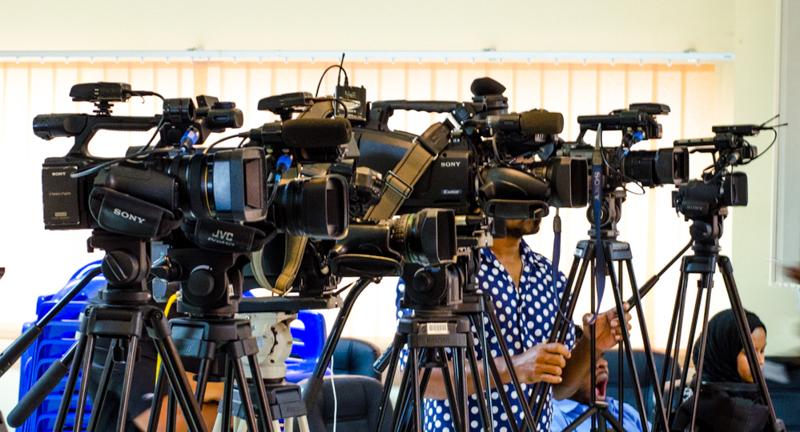 Журналисты на пресс туре