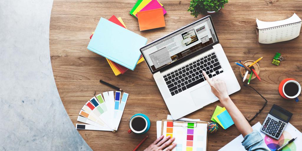 Website creation process
