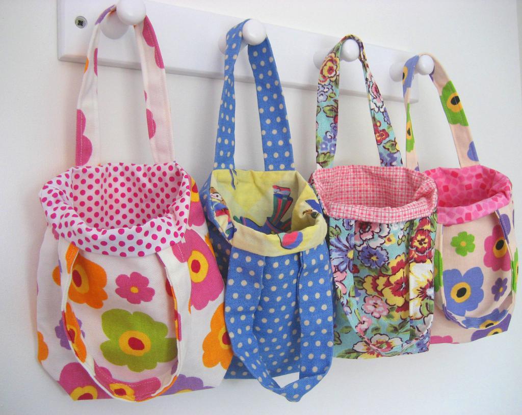 Шитые сумки