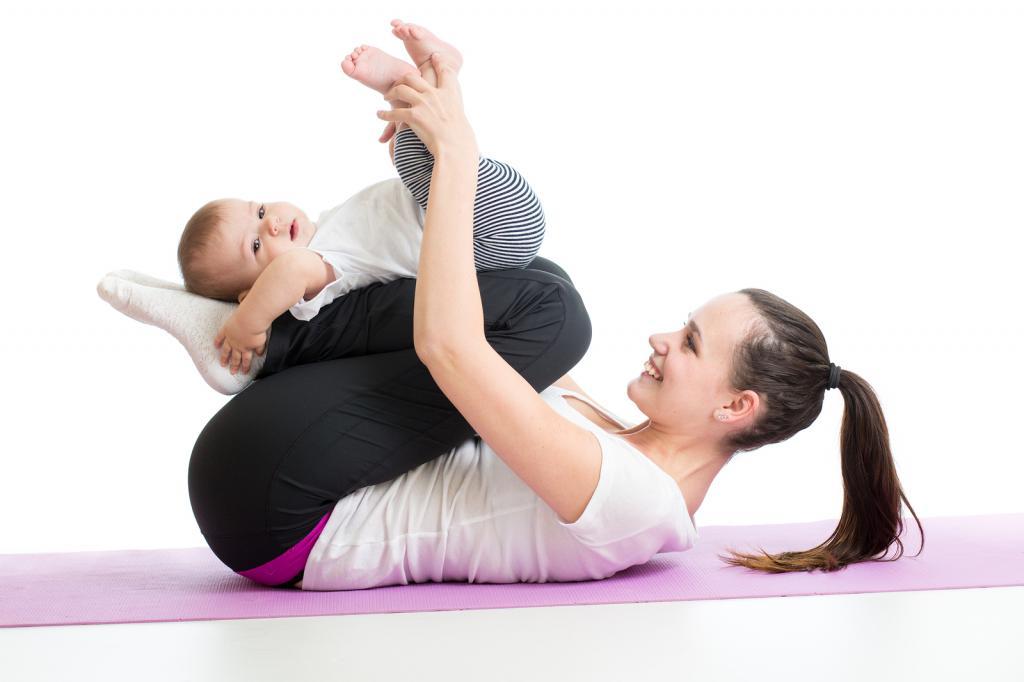 Как утянуть живот после родов? Через сколько можно качать пресс после родов?