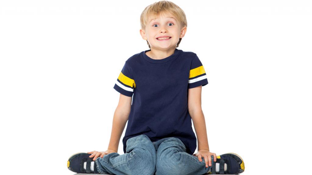 х образные ноги у детей фото