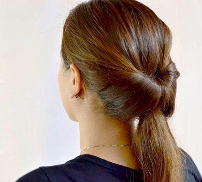петля для волос фото