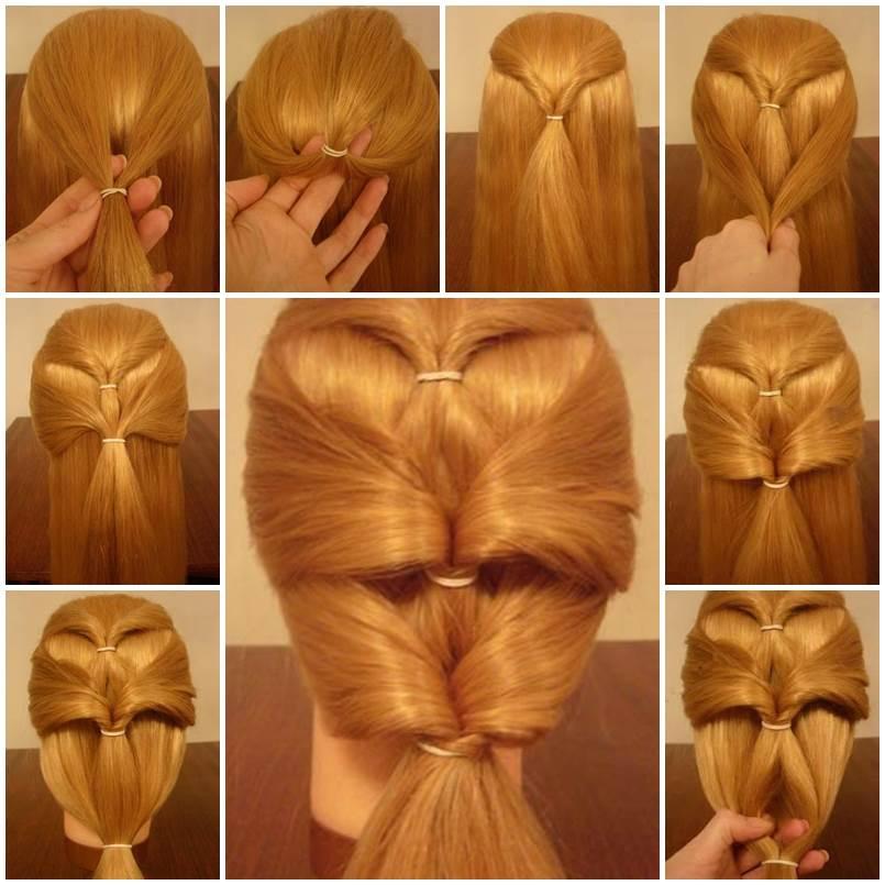 как пользоваться петлей для волос