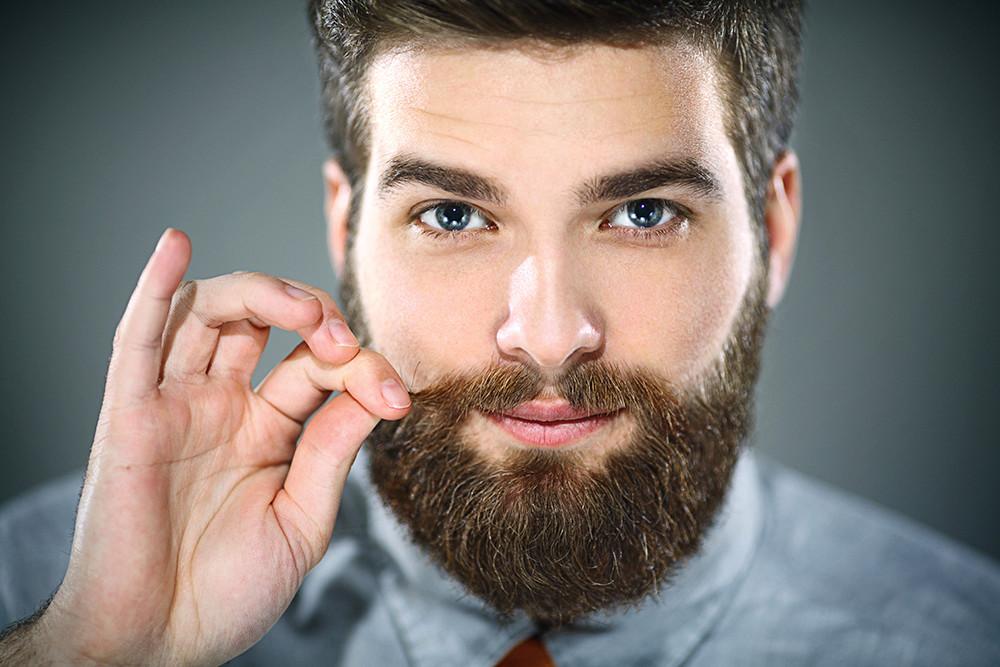 красивая борода без усов у мужчин