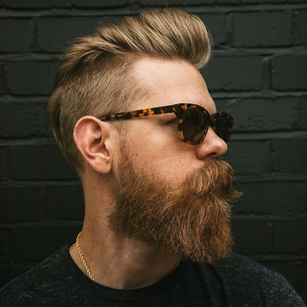 самые красивые бороды у мужчин