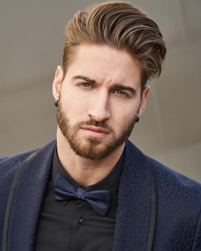 красивая борода у мужчин как сделать без усов