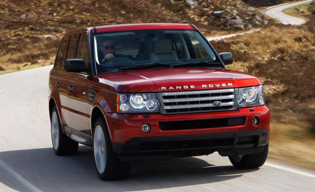 Родственник - Range Rover
