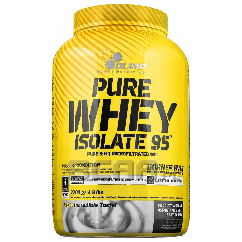 Isolate 95 Pure Whey