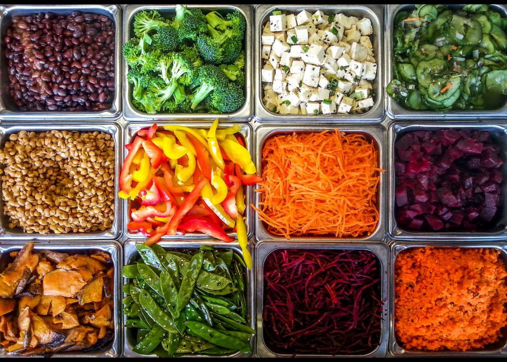Вегетарианство сбалансированная диета