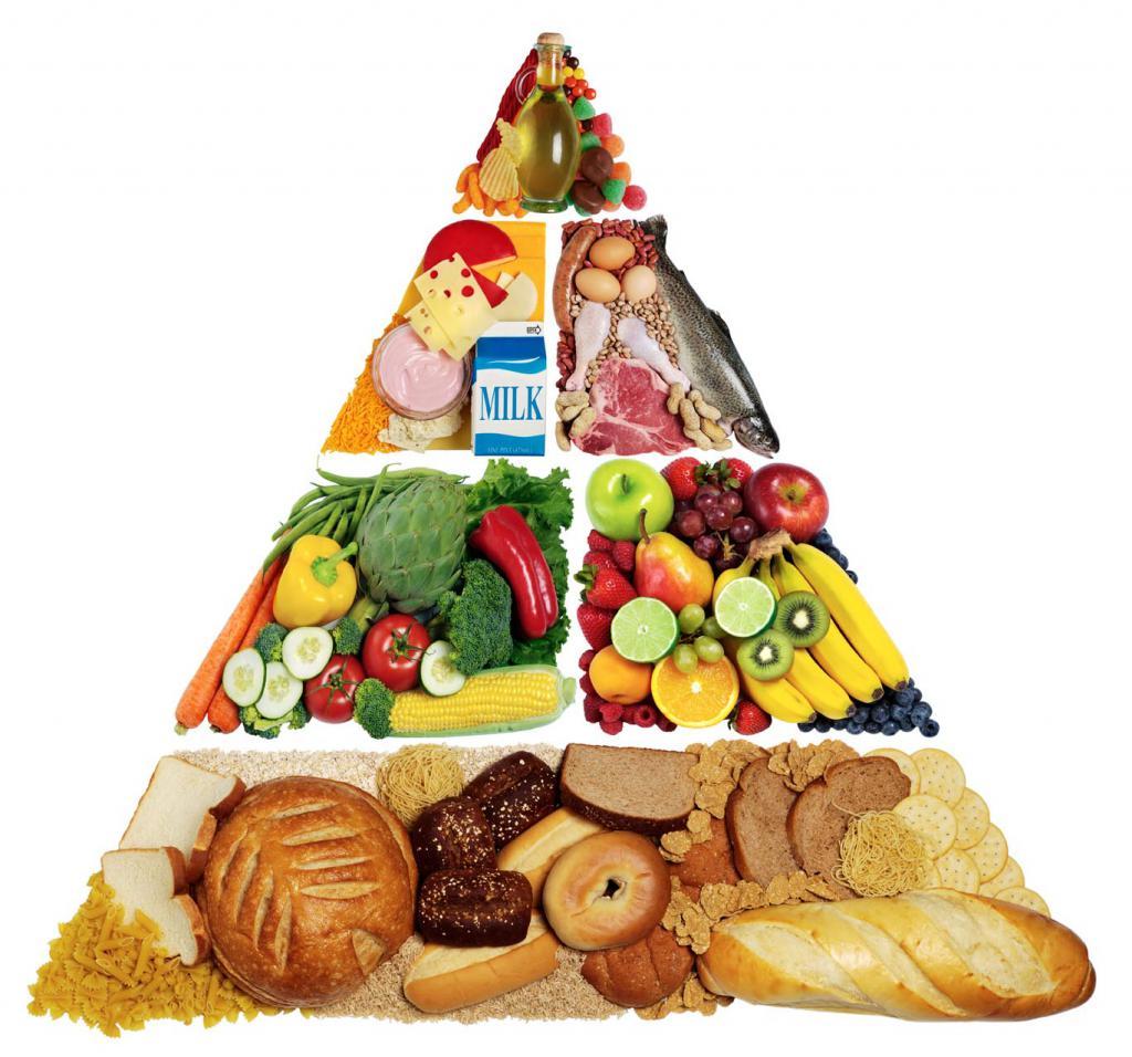 здоровое питание пирамида питания картинки эта