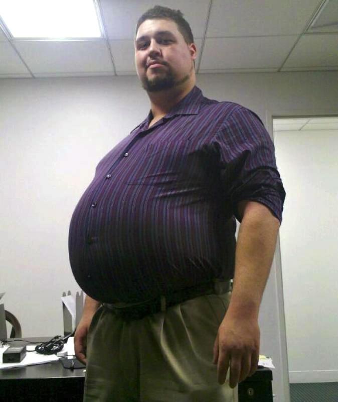 Большие животы у мужчин фото