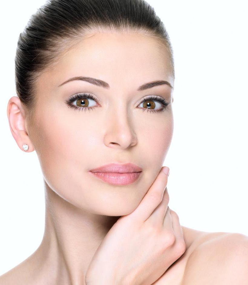 Matting and moisturizing the skin