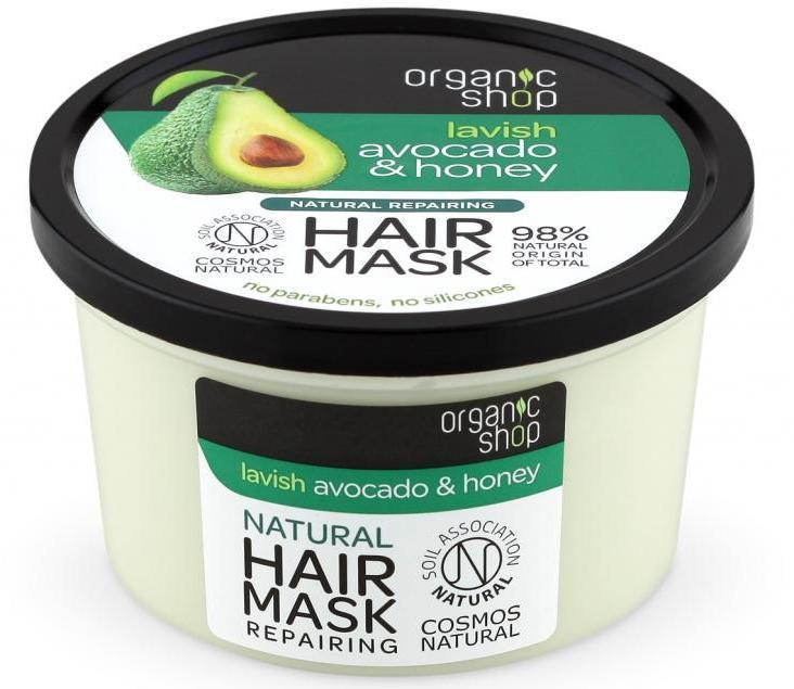 """Маска для волос """"Органик Шоп"""": ассортимент, описание, отзывы"""