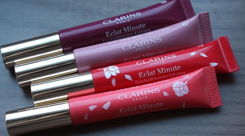 Glitter clarins eclat minute