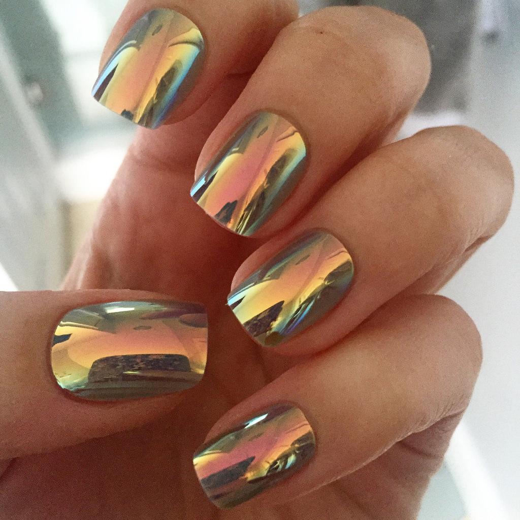 Затирка для ногтей: техника выполнения, как использовать и наносить