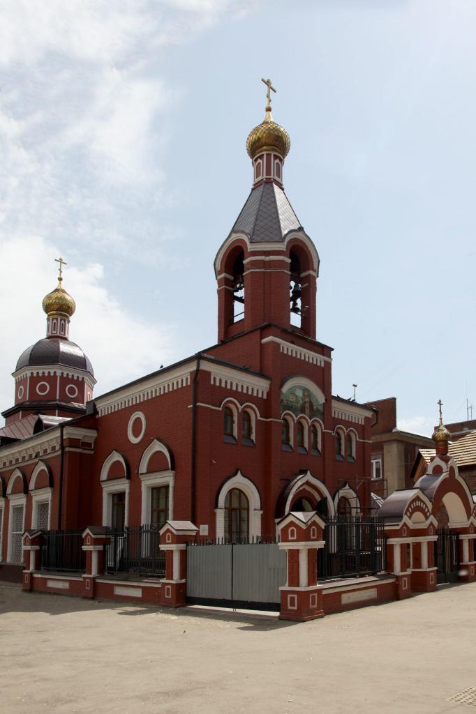 Temple in Saratov