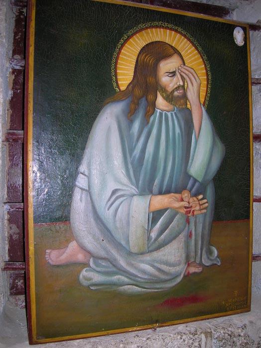 Икона {amp}quot;Плач Иисуса{amp}quot;