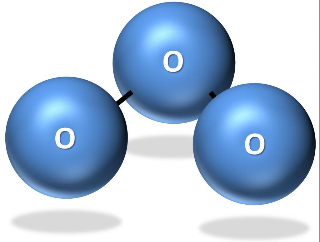 строение молекулы озона картинки самыми известными персонажами