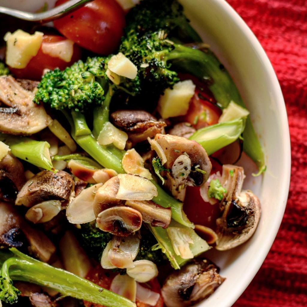салат из белых грибов картинка новая наложница сумела