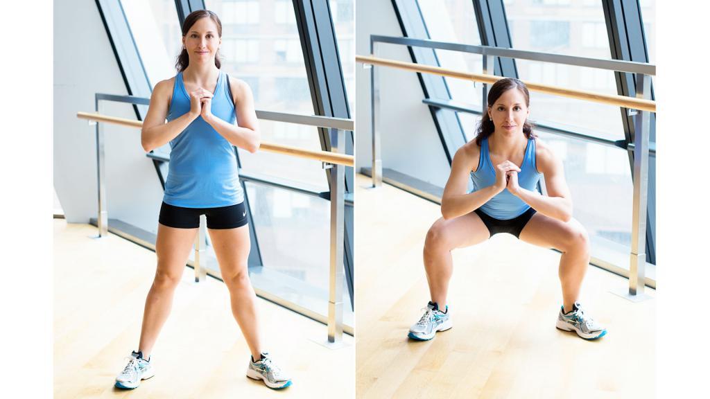 Приседания для похудения: особенности, техника и рекомендации