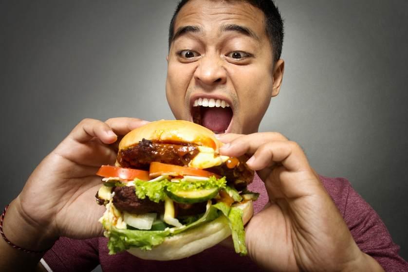 стороны эти картинки с мужчинами кусающими еду сорта цинии фото