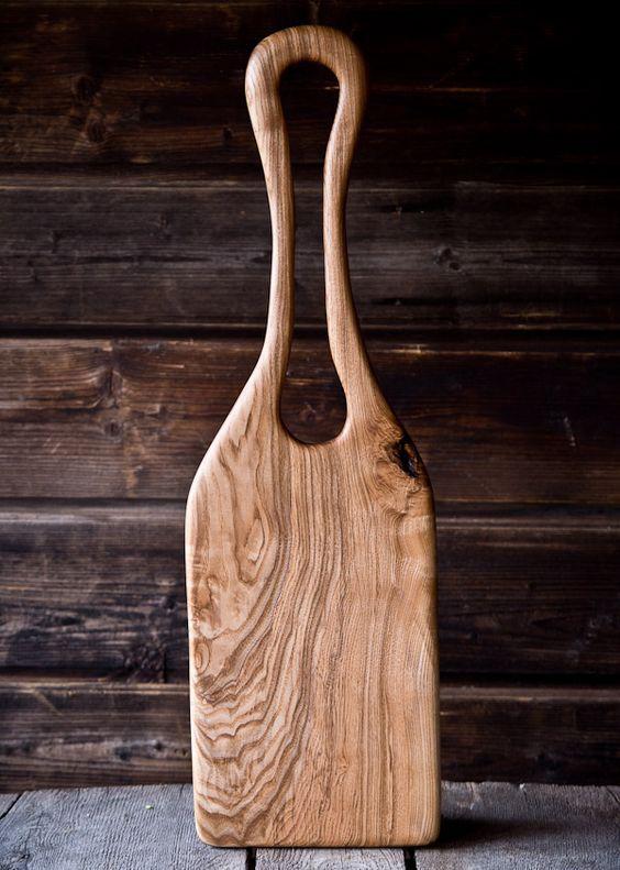 DIY wooden cutting board