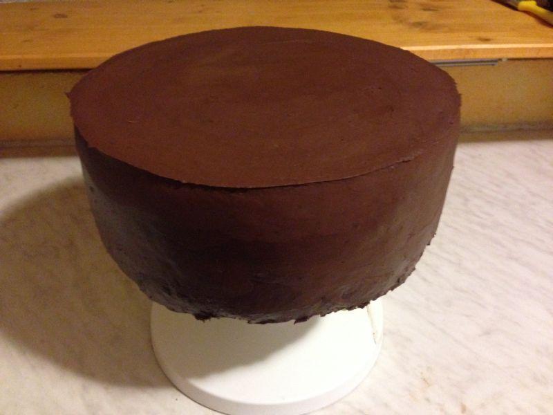 Торт под мастику