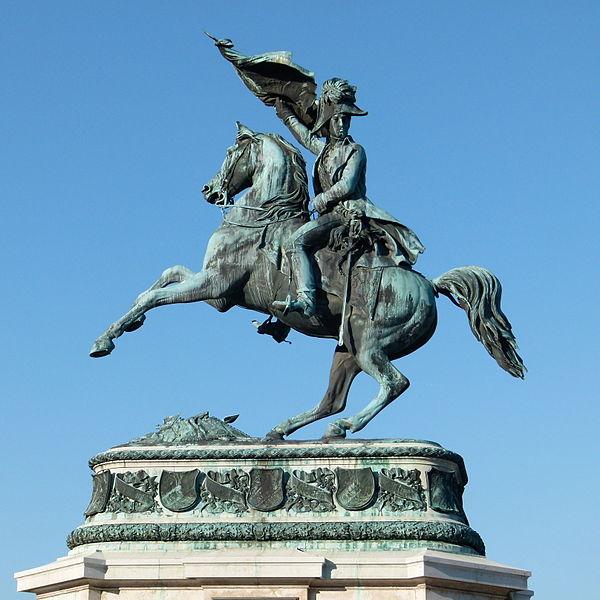 Памятник герцогу