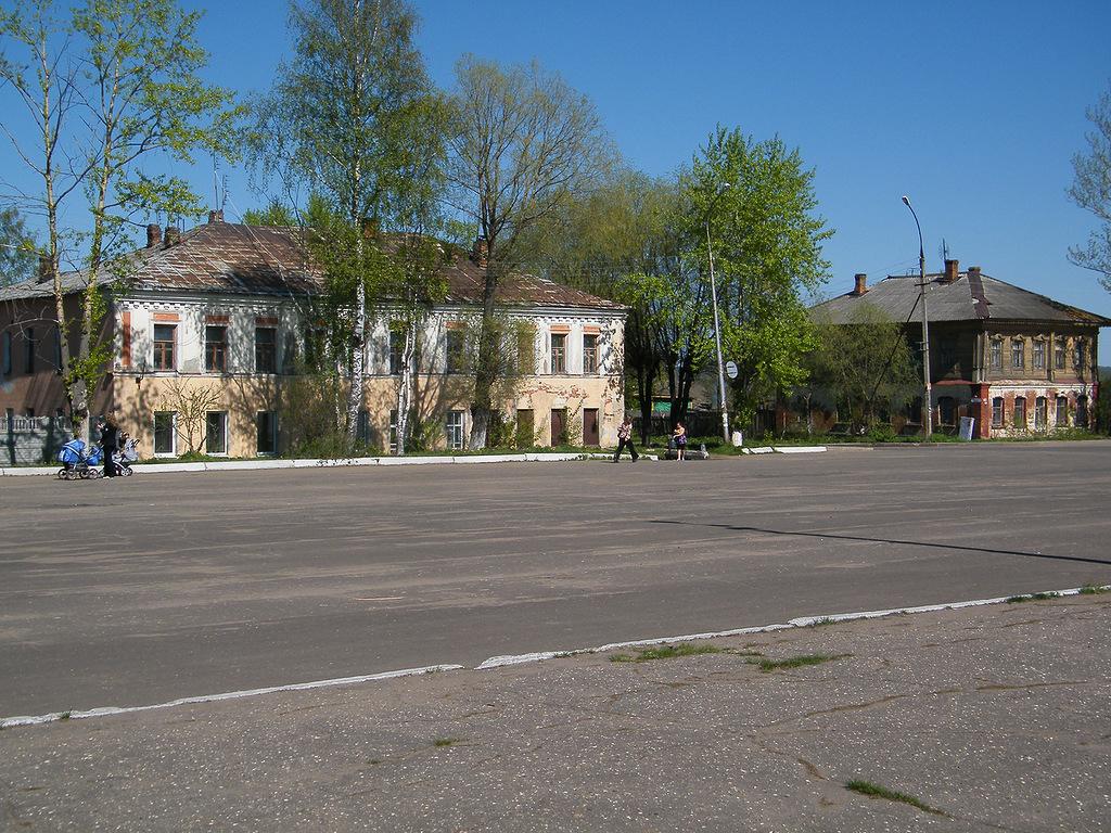 Tutaeva street