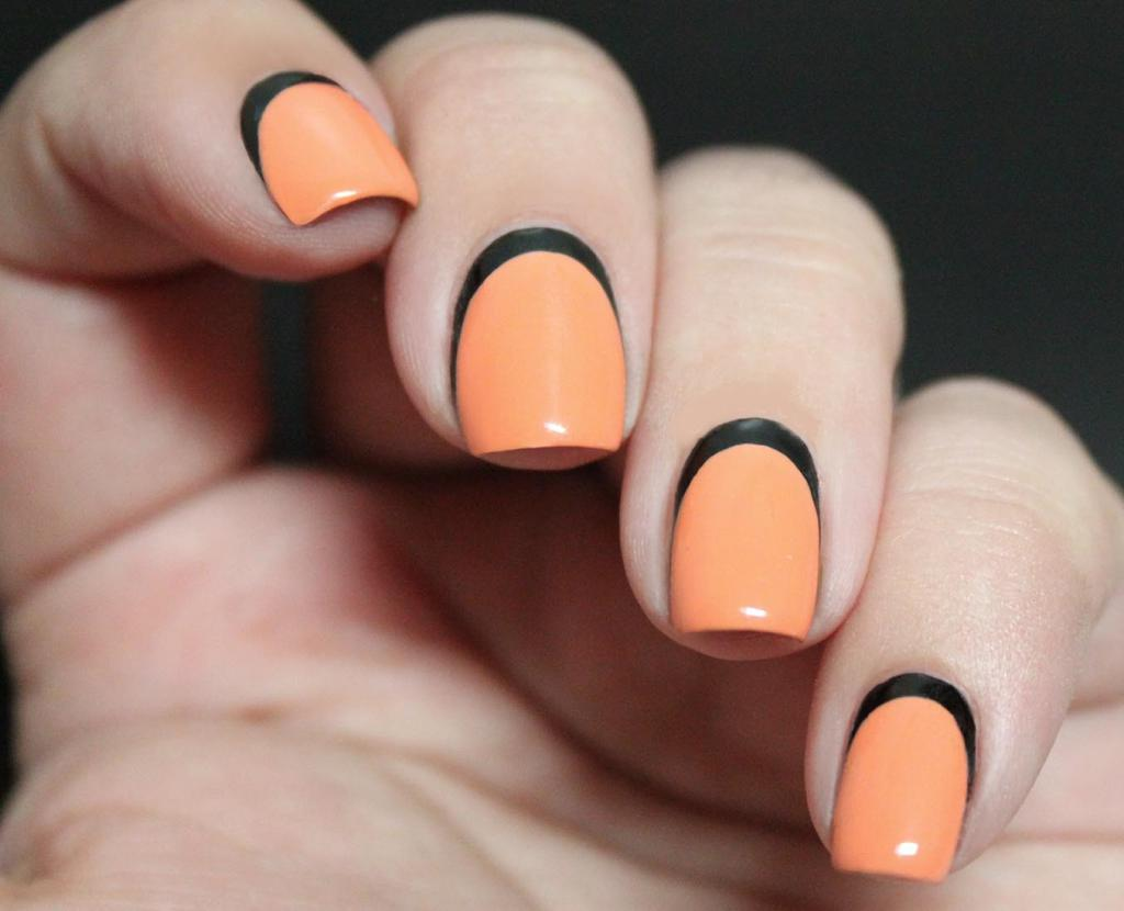 business manicure style
