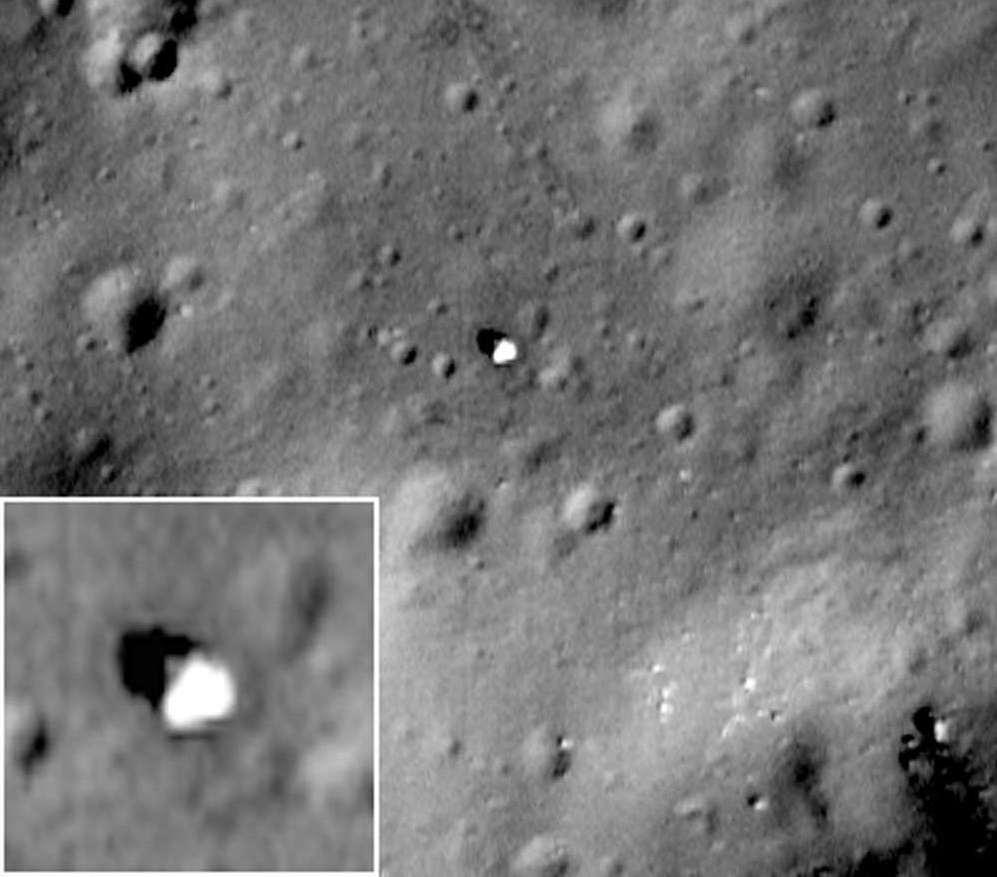 луноход фото на луне место посадки удивлялась, как такой