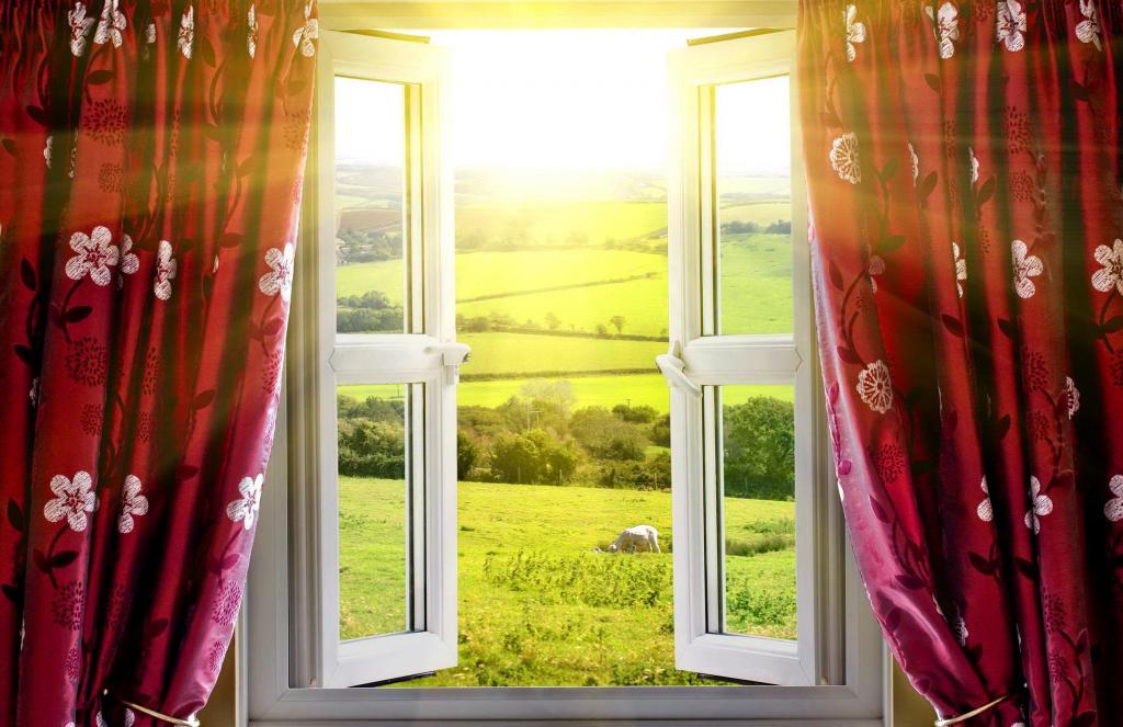 Как снять петли с деревянного окна