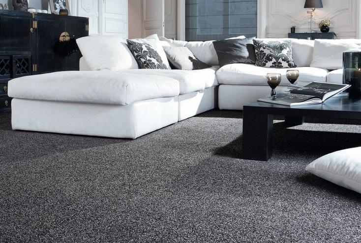 Комната с ковровым покрытием