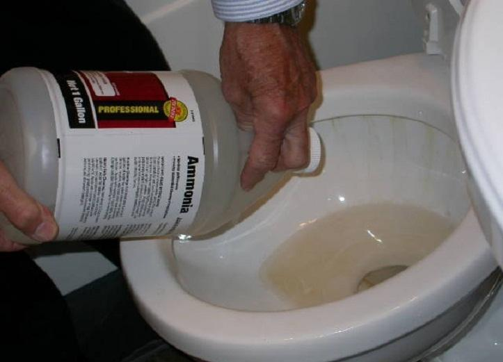 Chemicals cleaning