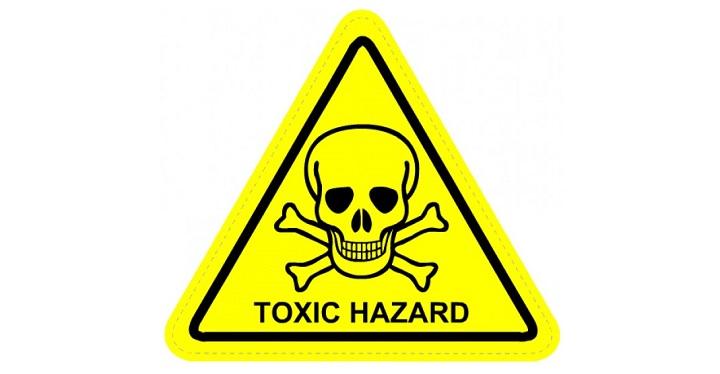 Toxicological hazard