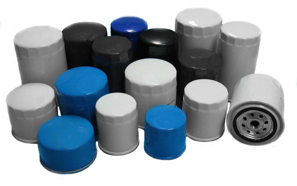 Разнообразие масляных фильтров