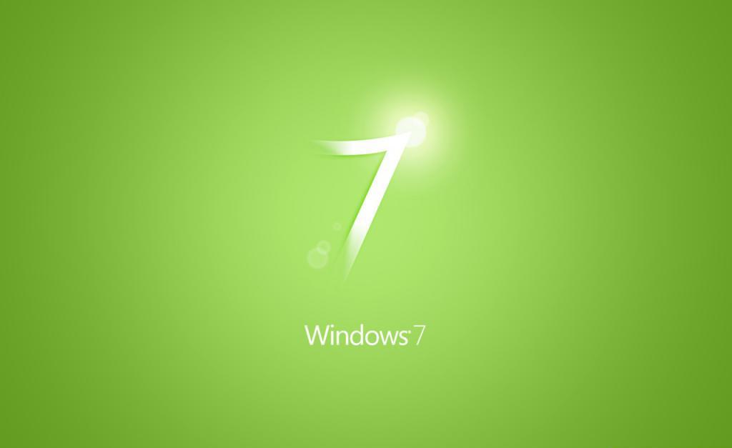 Один из логотипов операционной системы Windows 7