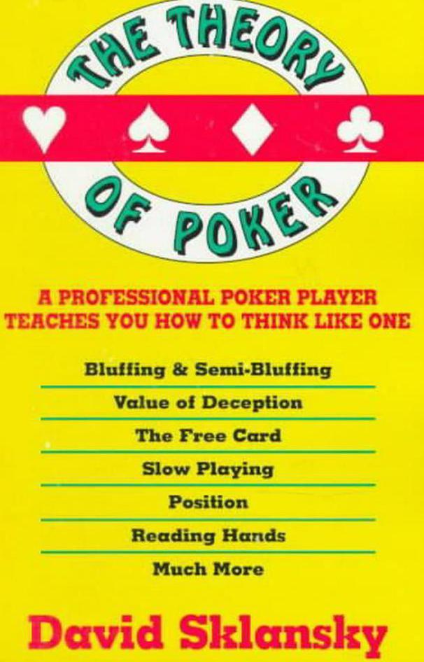 Poker theory