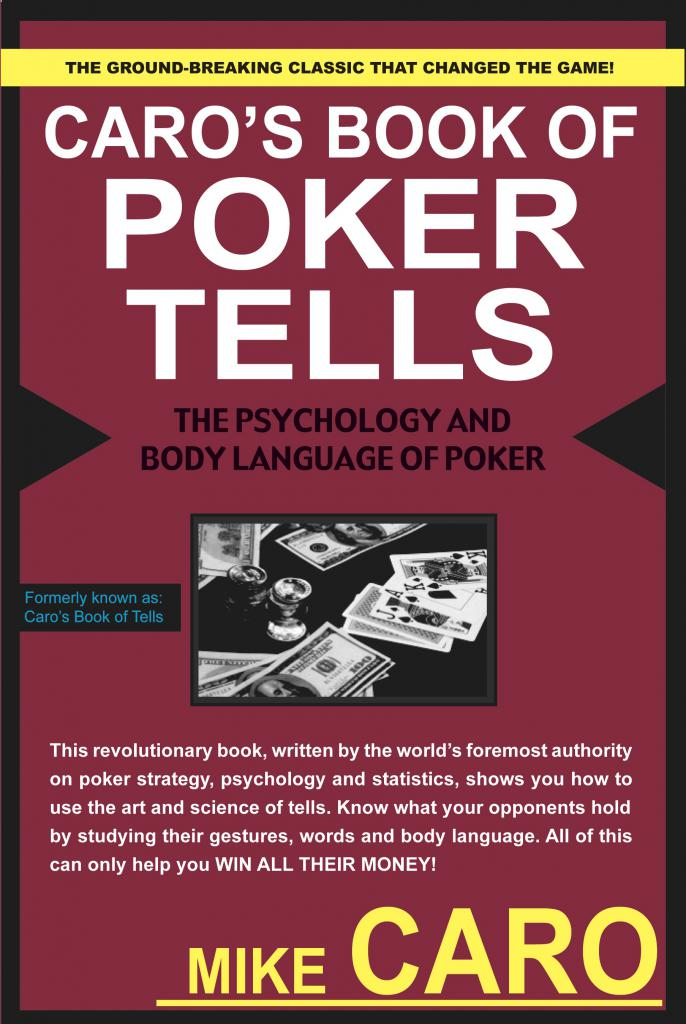 Sign Language Book in Poker