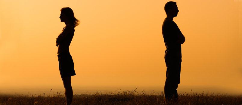 Отчуждение в браке