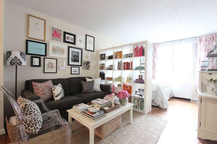 Обустройство однокомнатной квартиры: идеи дизайна, расстановка мебели, освещение