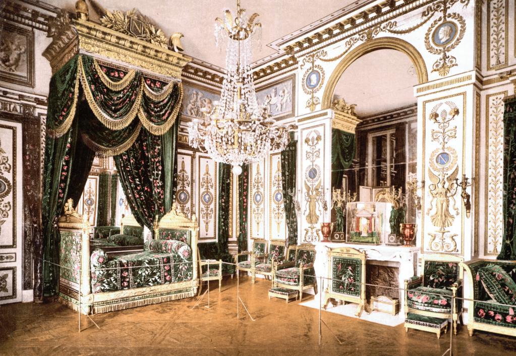 интерьер дома 19 века