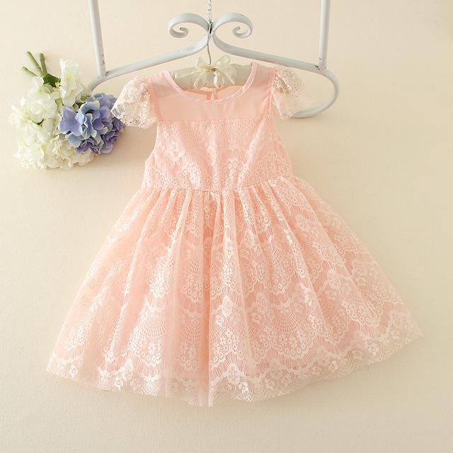 Elegant dresses for girls under 5 years old