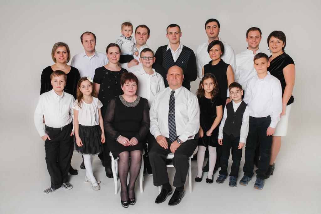 Big family - many heirs
