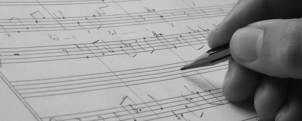 Create a piece of music