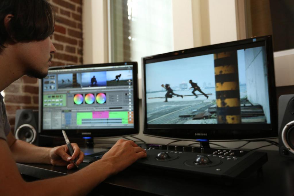 Creating an Audiovisual Work
