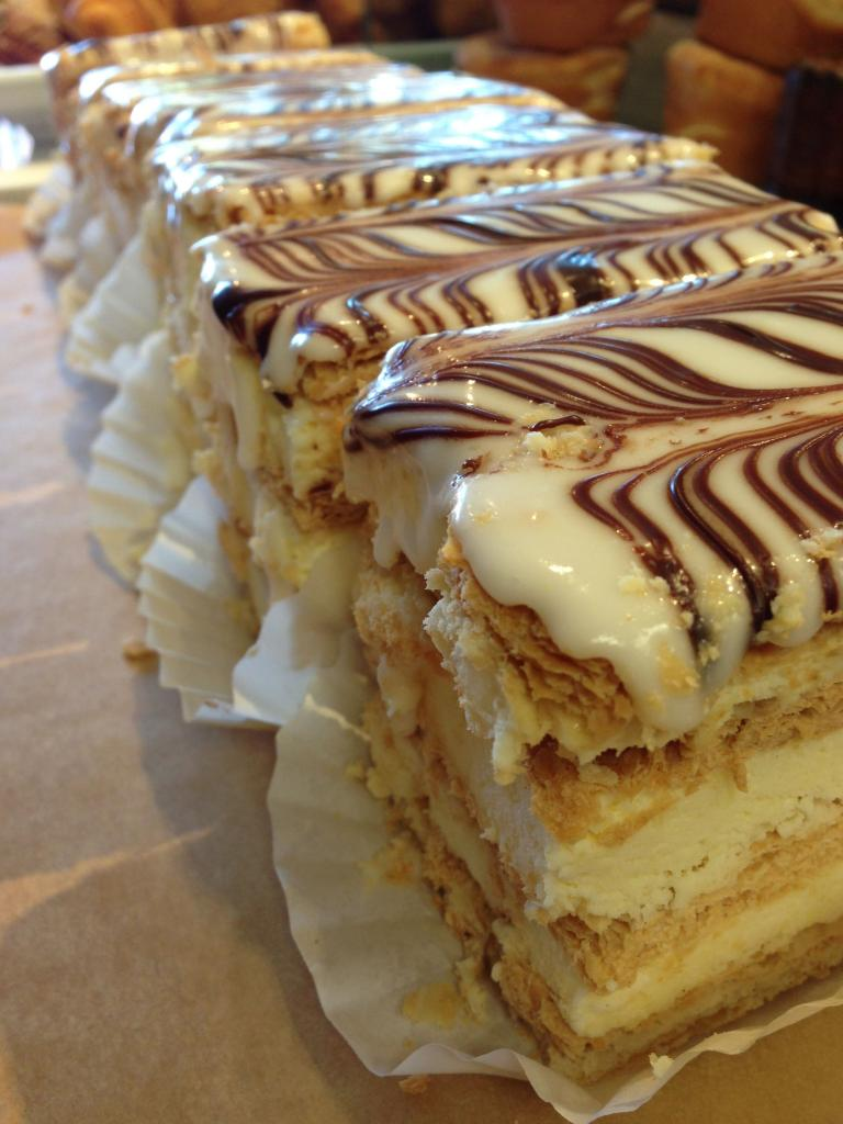 названия тортов с картинками каким