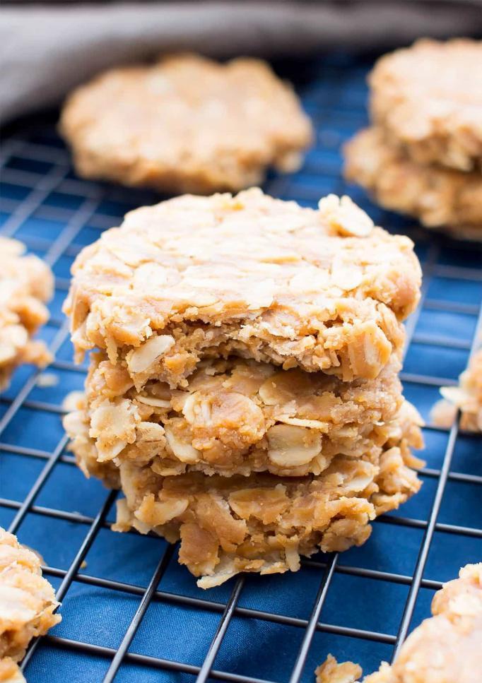 oatmeal and banana cookies recipe